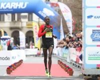 Il campione italiano di mezza maratona, Omar Guerniche alla quarta Ventuno del Cima
