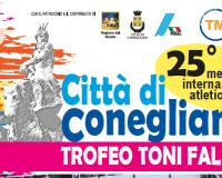 Meeting Città di Conegliano - Trofeo Fallai: appuntamento mercoledì 15 giugno