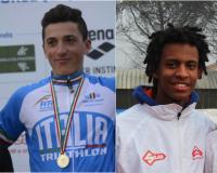 Pradella e Campeol in gara tra triathlon e atletica