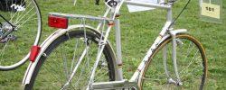 bici con porta pacchi