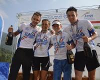 Domani il grande giorno del campionato italiano di triathlon olimpico a Caorle (VE)